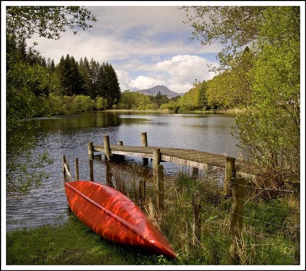 Ben Lomond... by Scottishlandscapes