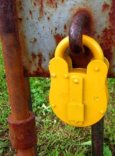 Lock by Fran