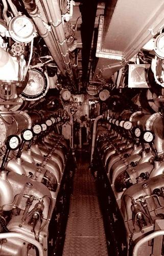Submarine by Taran