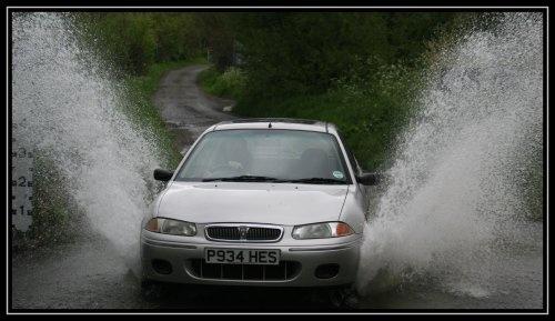 Splashing Time by SirEatAlot