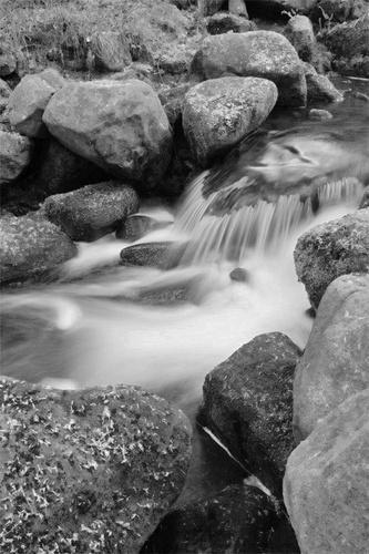 Padley Gorge by Sabreur