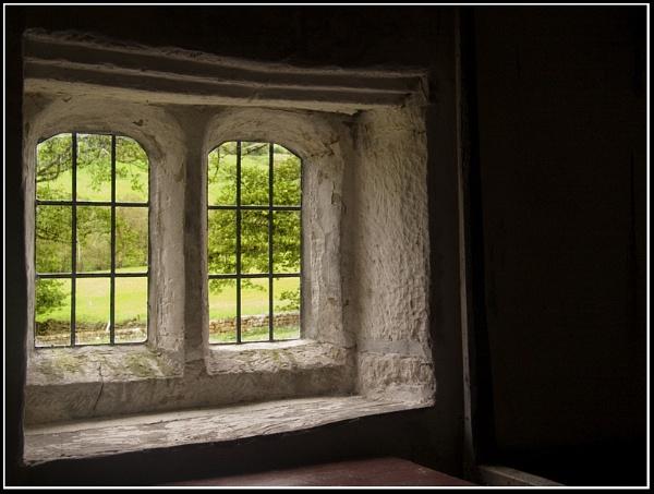 Old window by kittykam