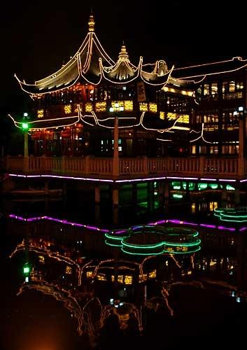 Yu Yuan Garden of Shanghai by wiktorg