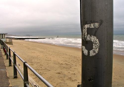 on the beach by bigbrum