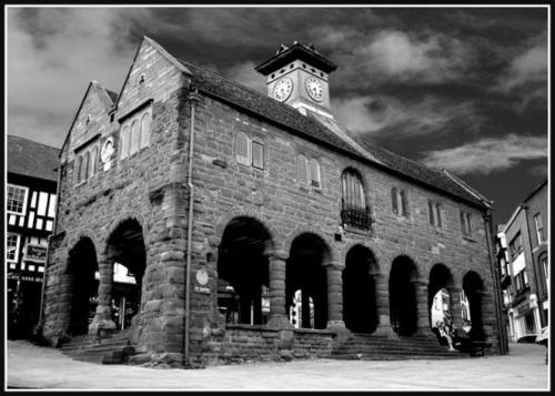 Old  Market House by CornishEyes
