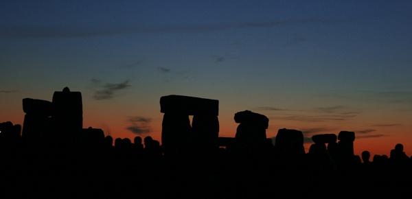 Stone Henge Solstice by BigBenn