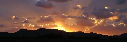 Murcia Sunset by RichardRH