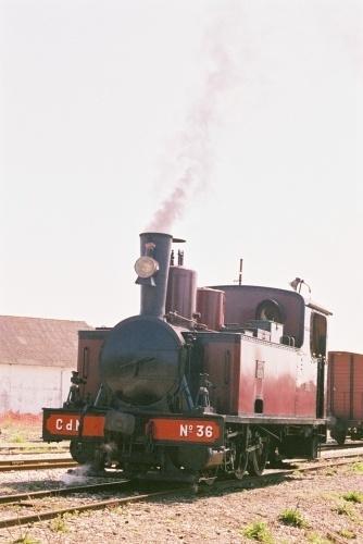 Little train 2 by Ian White