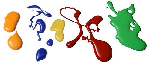 Five colours by vogelsang
