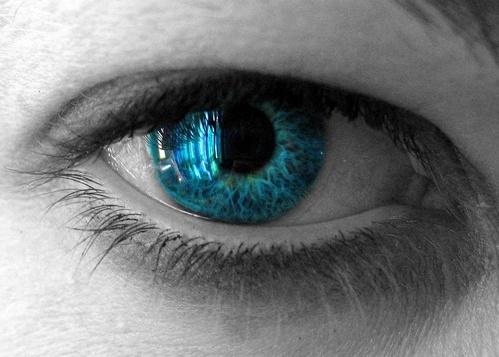 Eye for an eye by tigerlily