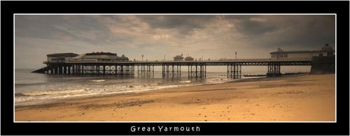 Great Yarmouth by chrissycj