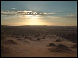 Sunset @ Sossusvlei