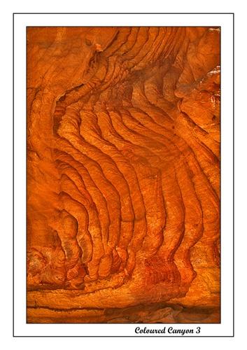 Coloured Canyon 3 Sinai Desert by JCowlan