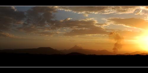 NSW sunset by kelmac