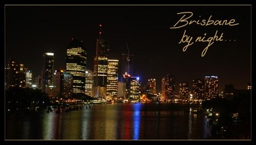 Brisbane by kelmac