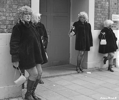Brighton Ladies by AntonyB