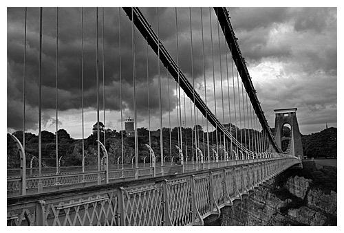 Clifton Bridge 1 by RSaraiva