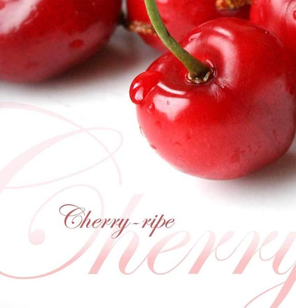Cherry-ripe by lynsfiona