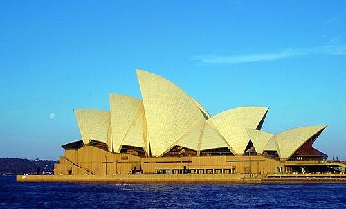 Opera house by Taran