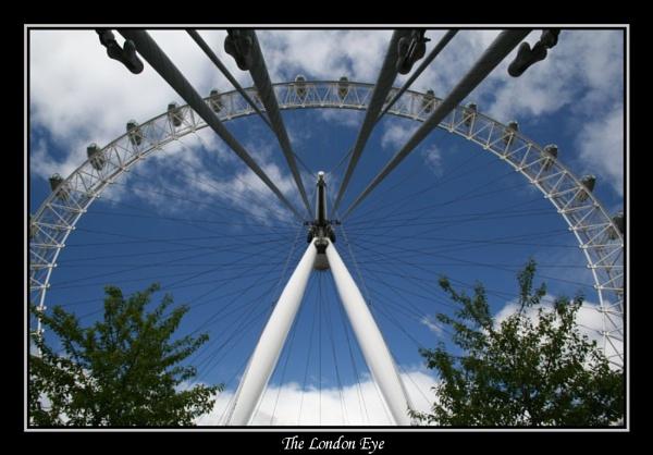 The London Eye by SirEatAlot