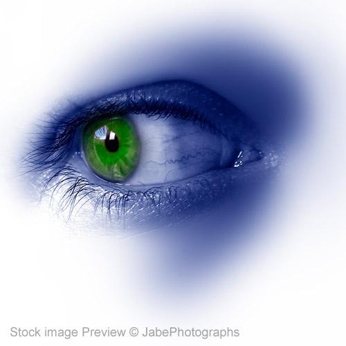 Soft eye by JamesAB