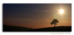 Roaches Sunset