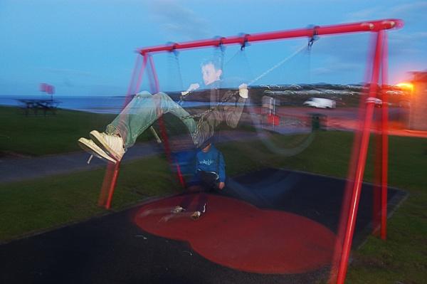 Night swing by motman