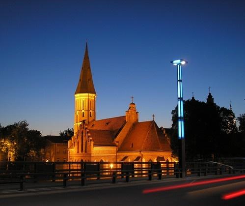 Church at Night by Eiginta