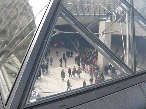 Louvre windows by KingBee