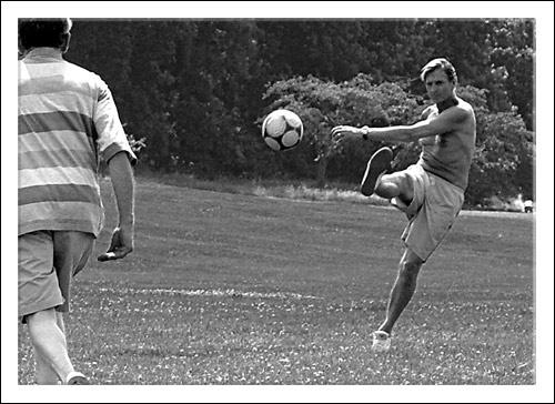 The Kick by MarkyL