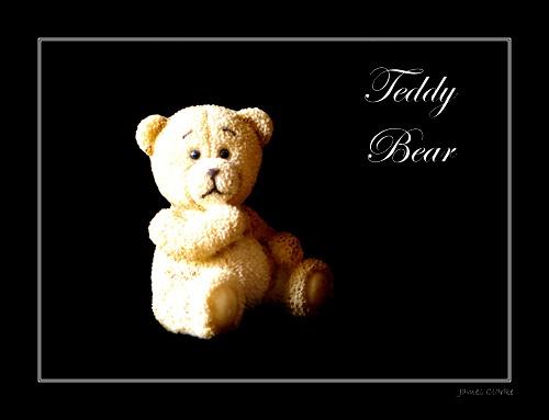My Teddy Bear by jimbob1