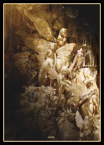 Dark Angels by Juliet