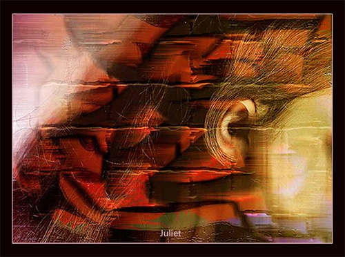 Listen to silence by Juliet
