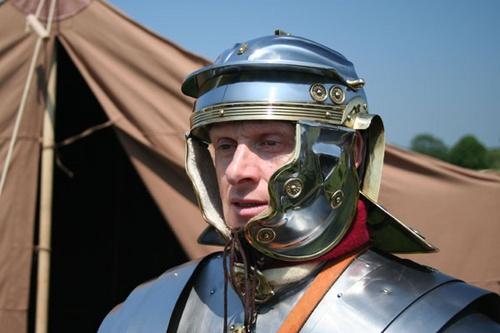 Roman Soldier by bigtony
