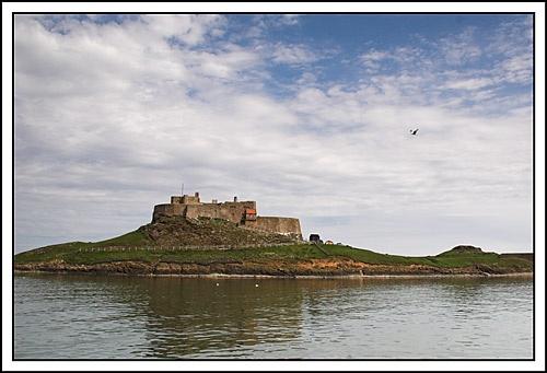 Lindesfarne Castle by db