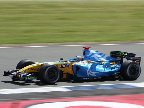 Alonso takes P1 by nholland