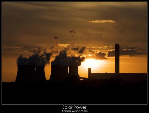 Solar Power by ade_mcfade