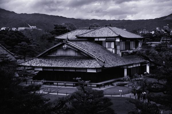 Kyoto Palace by nathanrobinson