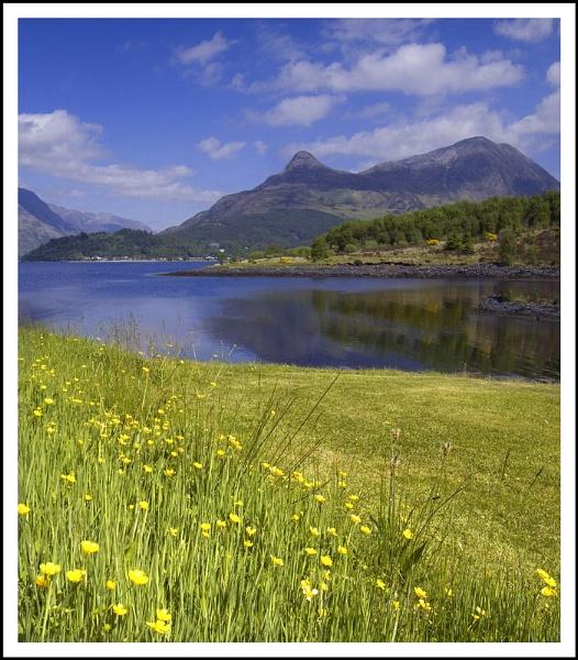 Pap of Glencoe... by Scottishlandscapes