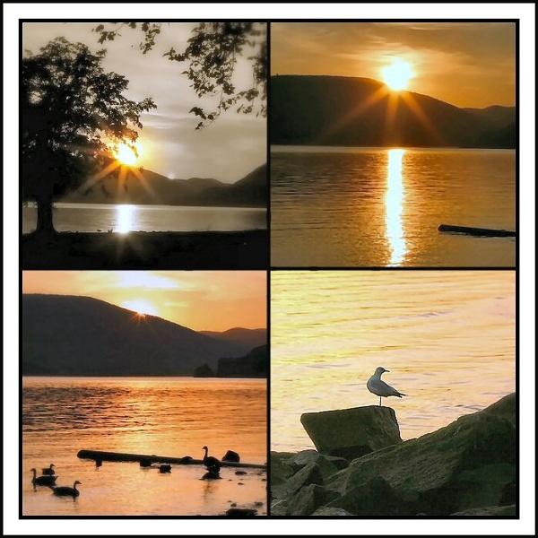 Hudson Sun Sets by tonymarq
