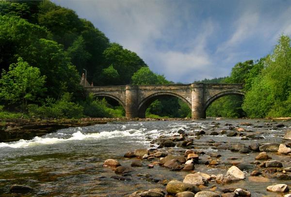 Richmond Bridge by Term