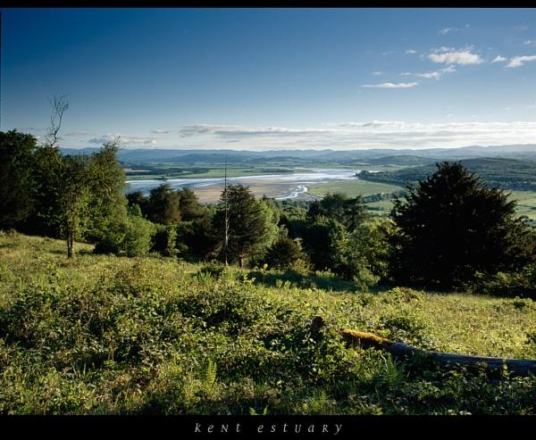 kent estuary by paulrankin