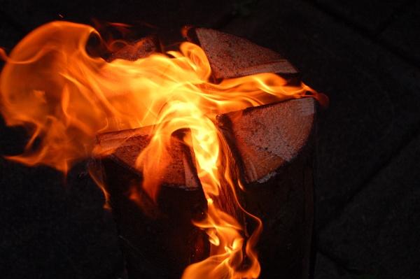 Fire by motman