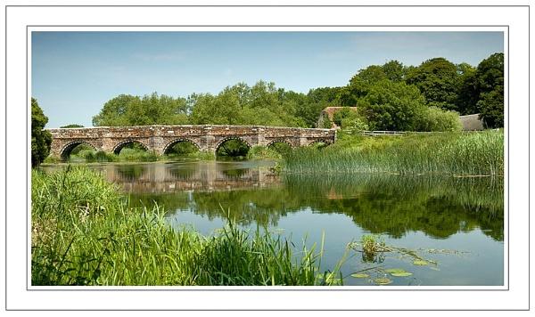 White Mill Bridge by CathyT