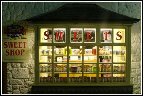 Old Sweet Shop by CornishEyes