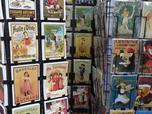 Paris postcards by KingBee
