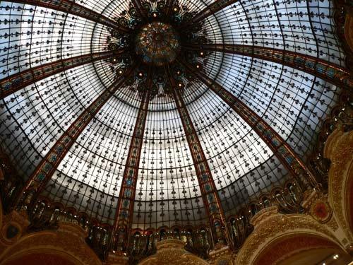 Galeries Lafayette by KingBee