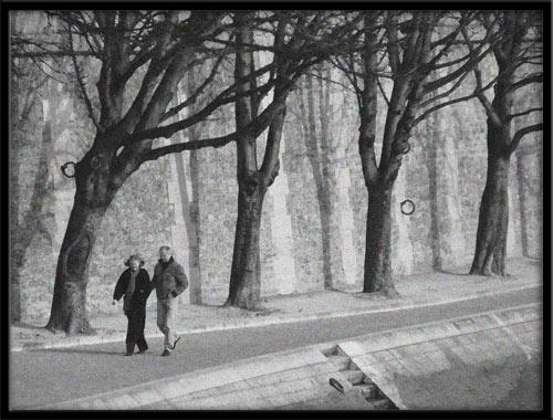 Seine strollers(2) by KingBee