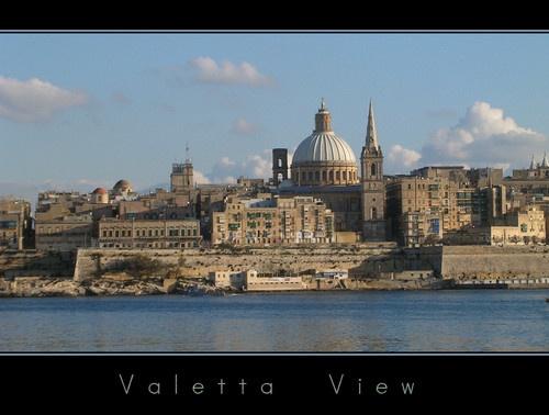Valetta View by CaroleA