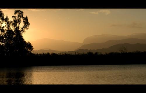 SUNSET by kelmac